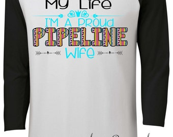 Pipeline wife quotes | Etsy