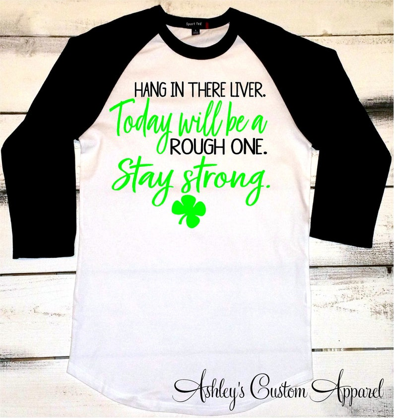 13b45293a St. Patrick's' Day Shirts For Women Funny Liver Shirts | Etsy