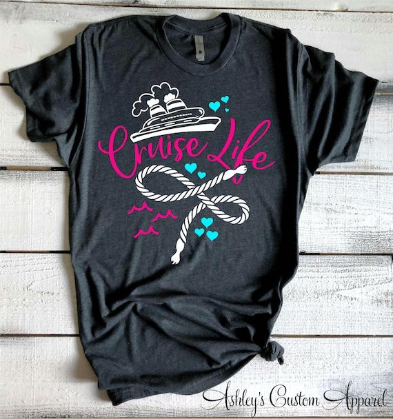 Cruise Shirts Cruise Life Family Cruise Shirts Women S Etsy
