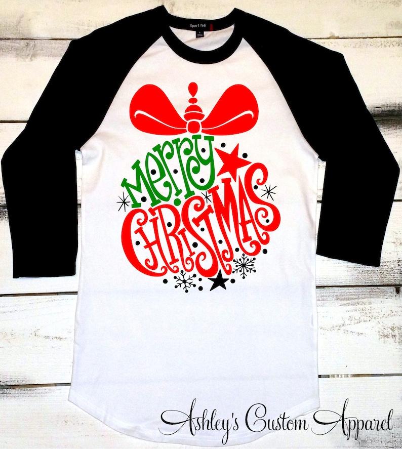 9c4f4026af8d Christmas Shirt Merry Christmas Shirt Christmas Shirts for | Etsy