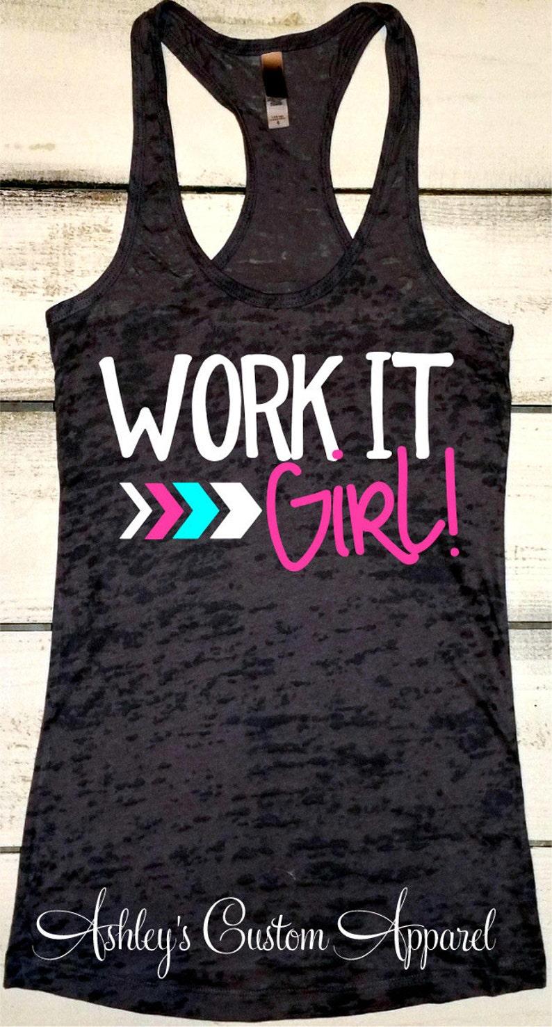 Women's Workout Tank F...