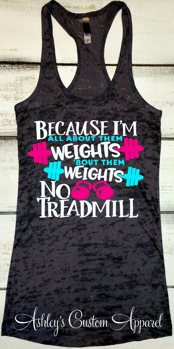 Fitness Tanks Workout Clothes Womens Fitness Tank Funny Etsy