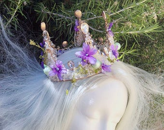 Meadow Faerie Crown