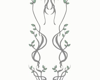 Princess Zelda Inspired Machine Embroidery -  Redesign Apron Applique Embroidery Download