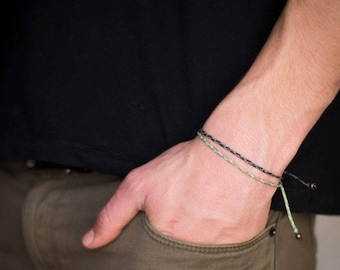 Friendship macrame bracelet, friendship unisex bracelet, friends bracelet, friendship small bracelet, small friendship bracelet for men