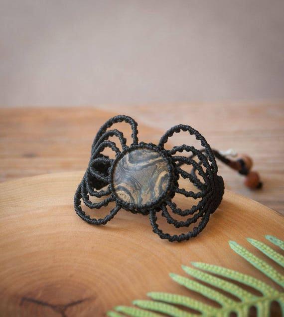 Stromatolite bracelet
