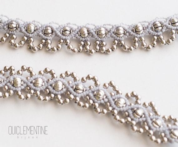 Gipsy bohemian silver set