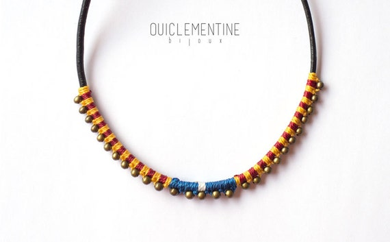 Catalan necklace