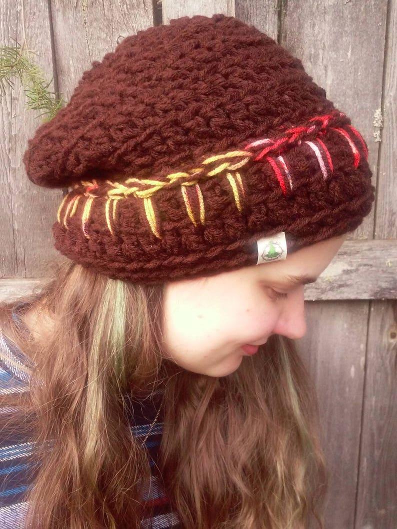 Crochet Hats Gift for Women Winter Hat Crochet Beanie Gift for Her Slouchy Beanie Crochet Timberline Womens Crochet Ski Hat