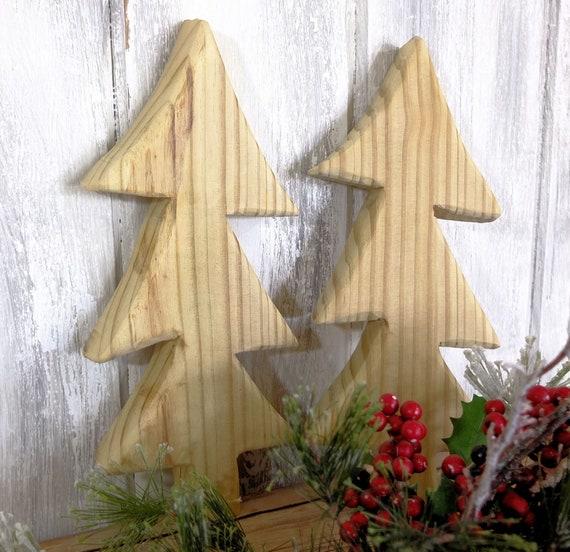 image 0 - Rustic Wood Christmas Tree