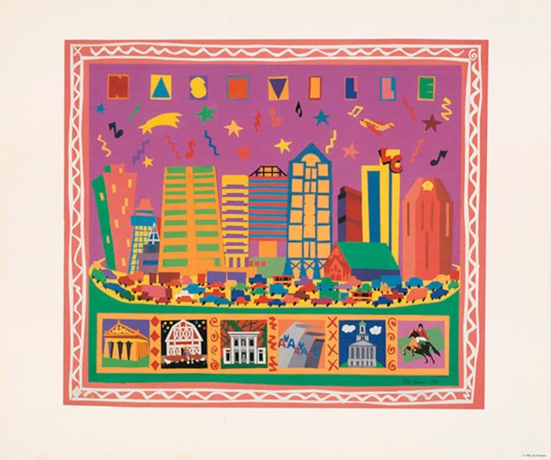 Downtown Nashville Collage image 0
