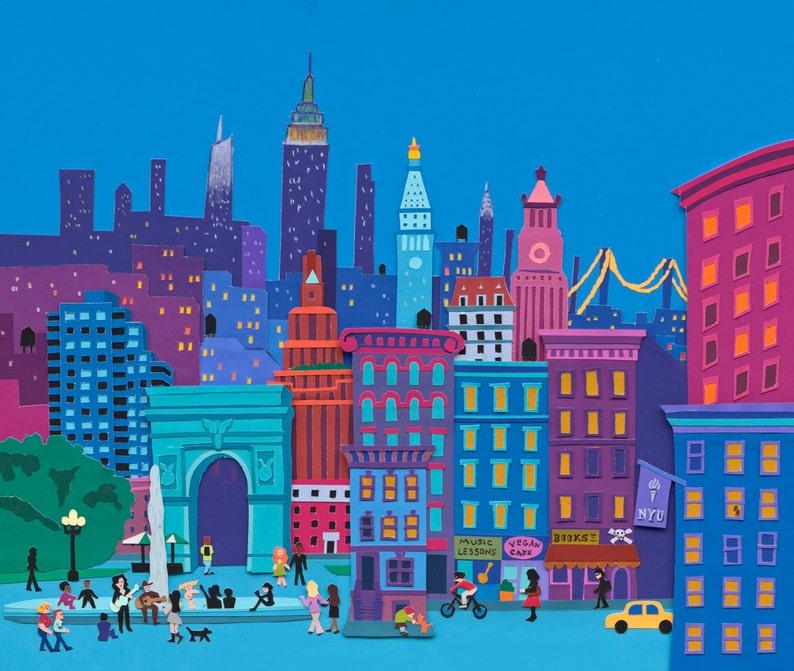 Greenwich Village NY image 0