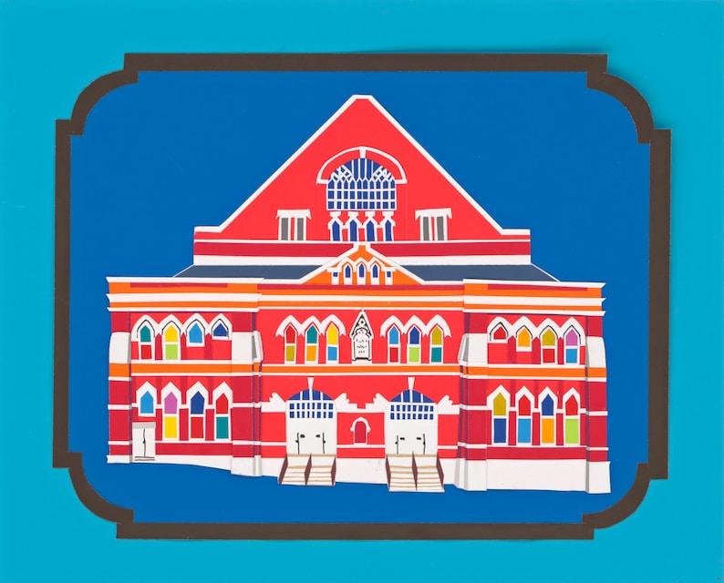 Ryman Auditorium image 1