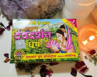 Devdarshan Dhoop incense