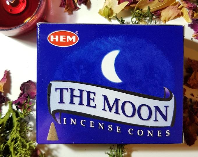 Hem The Moon incense cones