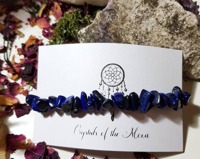 Lapis Lazuli elastic bracelet