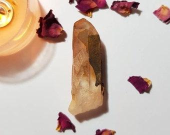 Chinese Fire Quartz - Fire Quartz - Red Quartz - Rare crystals