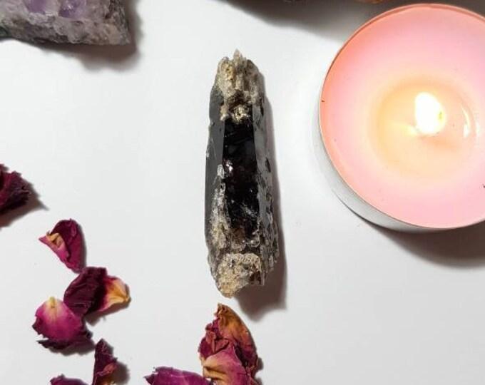 Natural Smokey Quartz - Smoky Quartz - Grounding - Rare crystals