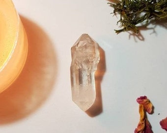 Sichuan Quartz - Double terminated Quartz - Sichuan Quartz crystal