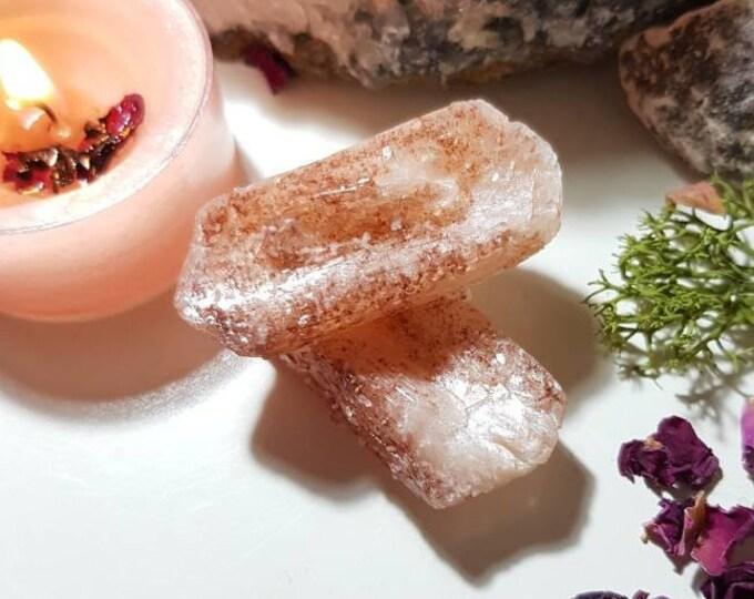 Stilbite cluster - Rare crystals - Stilbite