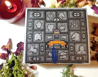 Box of Twelve Satya Super Hit incense cones - Incense cones - Satya incense