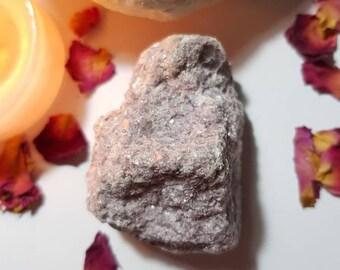 Raw Lepidolite - Rare crystals - Lepidolite - Calming - Acceptance