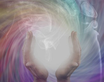 Reiki given to your crystal order