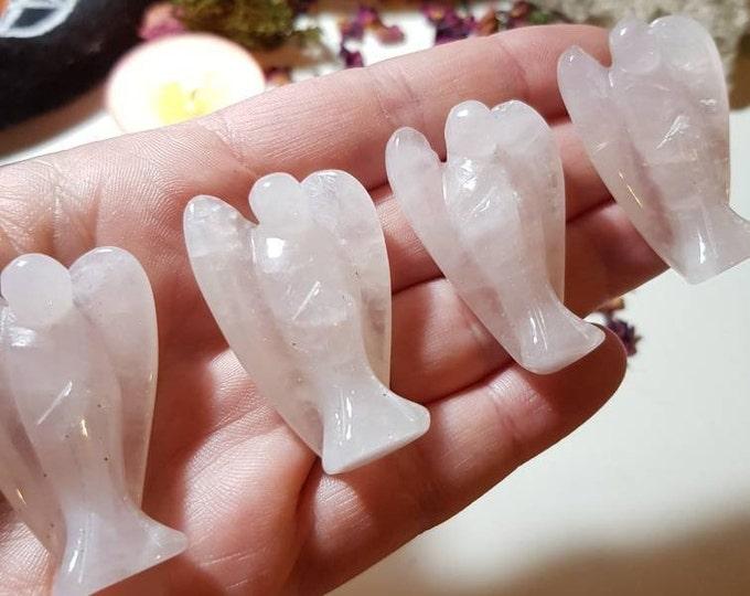 Rose Quartz angels