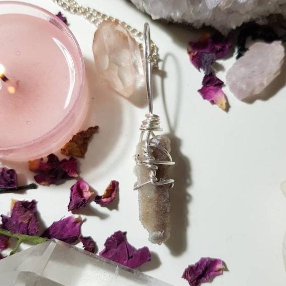 Fairy Spirit Quartz necklace