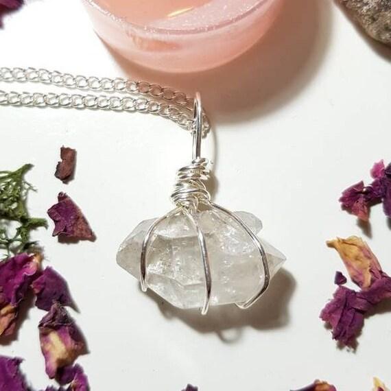 Sichuan Quartz necklace