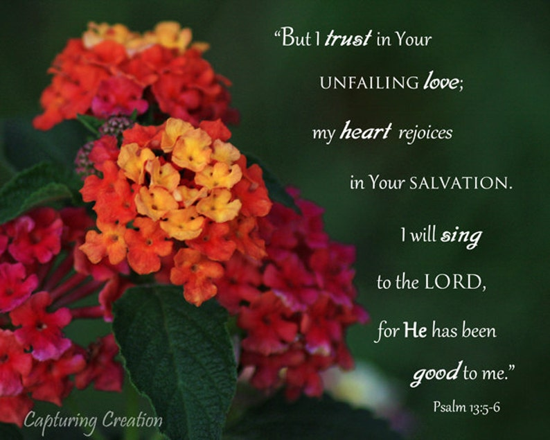 016 But I Trust in Your Unfailing Love image 0