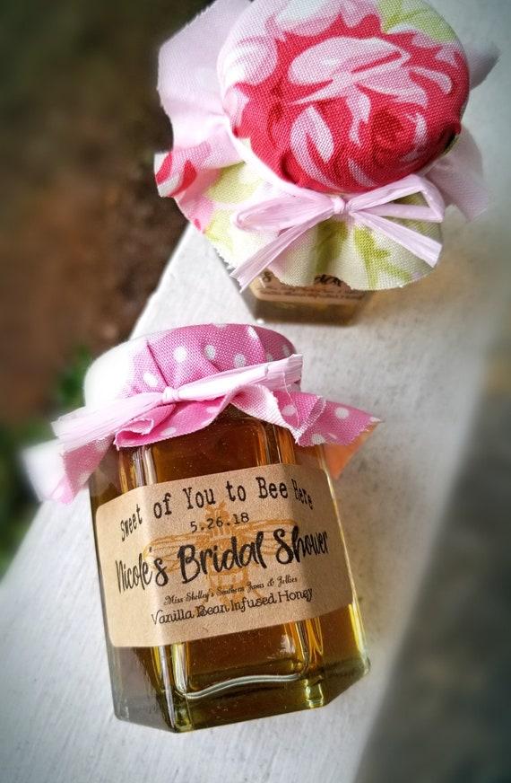 Bridal Shower Favors Baby Shower Favors Honey Favors Rustic