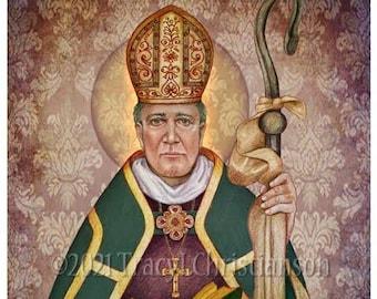 St. Dominic of Silos Art Print/Picture Catholic Saint