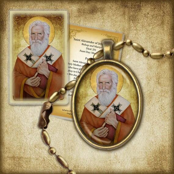 San Alejandro de Jerusalén