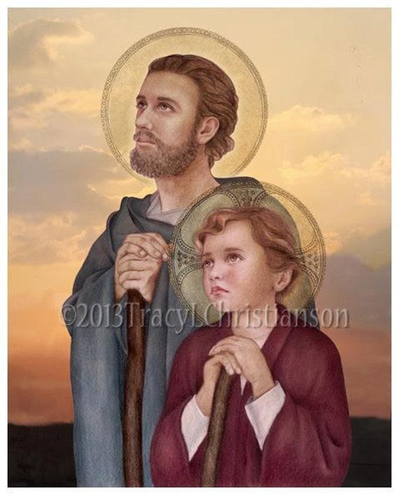 Joseph jesus father who was Joseph Father