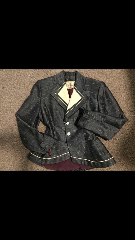 1950's origInal vintage dress Lilli Ann - image 5