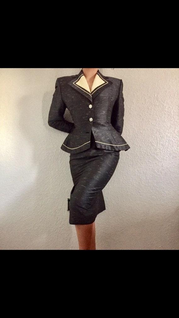 1950's origInal vintage dress Lilli Ann - image 1