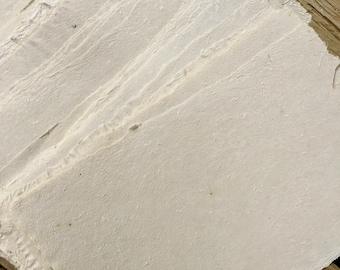 Cotton Rag Handmade Paper