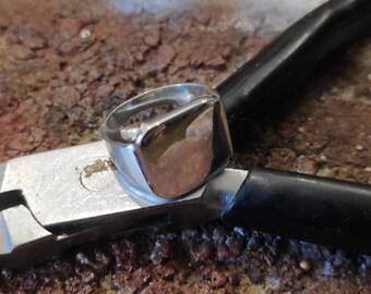 31cba97e0fb1c4 Anello da mignolo in argento 925 - chevalier