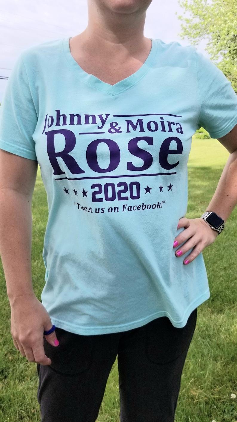 Johnny & Moira Rose 2020 .SVG Schitt's Creek HTV Decal | Etsy