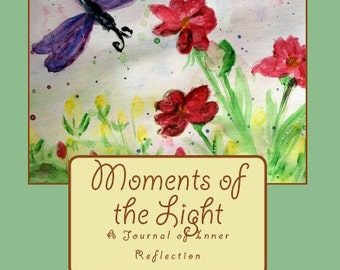 Moments of the Light Blank Life Coach and Scripture Journal