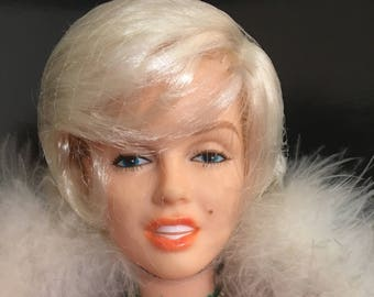 Marilyn Monroe, World Doll, with Certificate of Authenticity, LARGE 18.5 in, With Original Clothes and Tags ~ Original Box ~Never Taken Out!