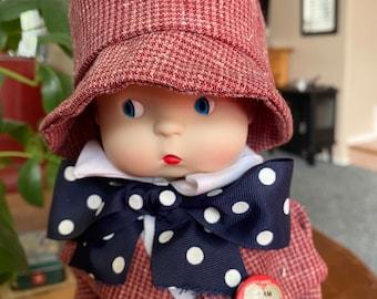 Effanbee Skippy Boy Doll, ALL original, Mint Condition