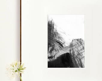 Mountains, abstract glicee print, nature,minimalist abstract art print, modern art, zen art print, glicee print,nature art,ooak glicee print