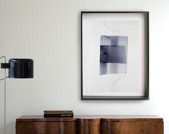 Abstract art, abstract art original, minimalist painting, original art, minimal abstract abstract painting, abstract  ink painting, ink art
