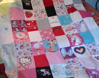 Memory blankets, memory quilts, memory items