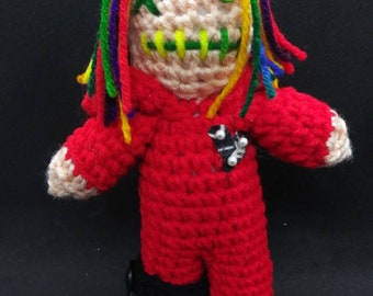 Voodoo Doll 6ix9ine