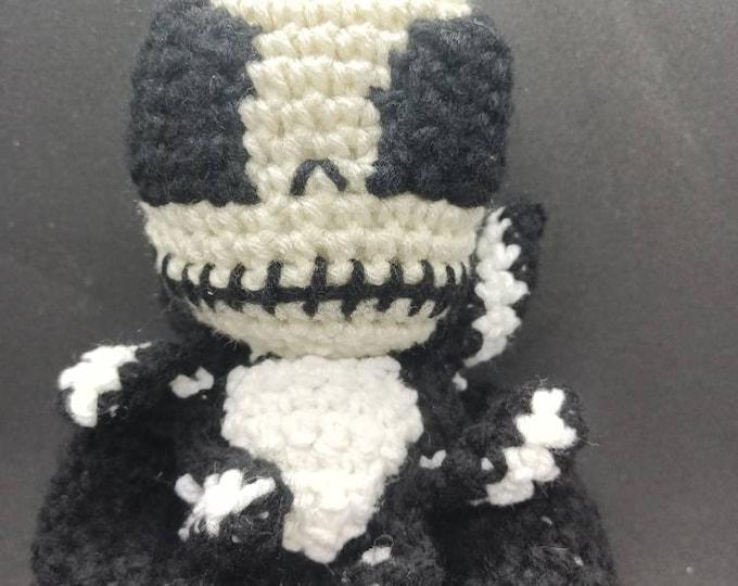 Crochet Jack Skellington
