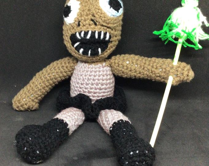 Crochet Toxic Avenger Doll