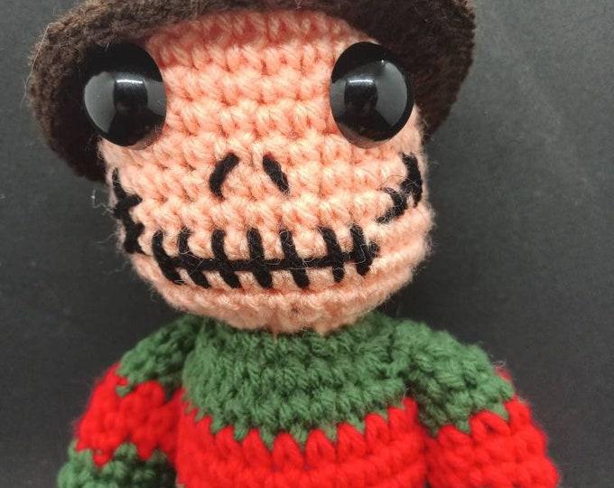 Crocheted Freddy